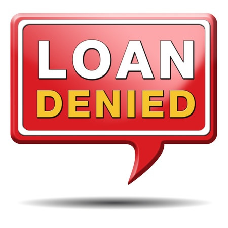 loan denied