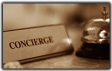 Concierge approach button1